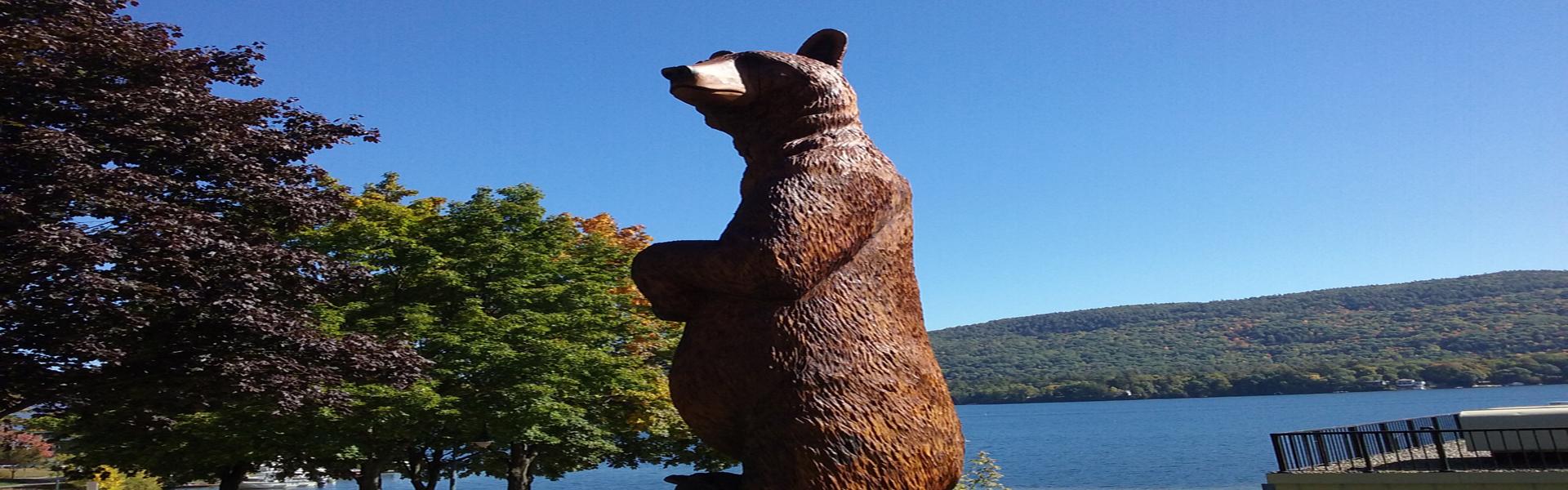 lake-bear
